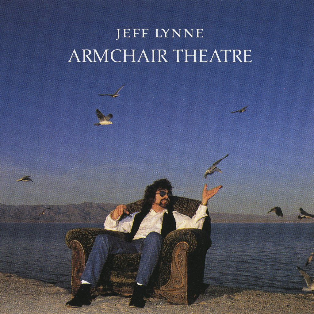Jeff Lynne - Armchair Theatre (2013 Reissue)