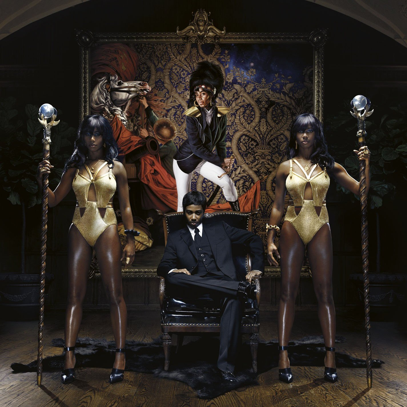 Santigold – Master Of My Make-Believe