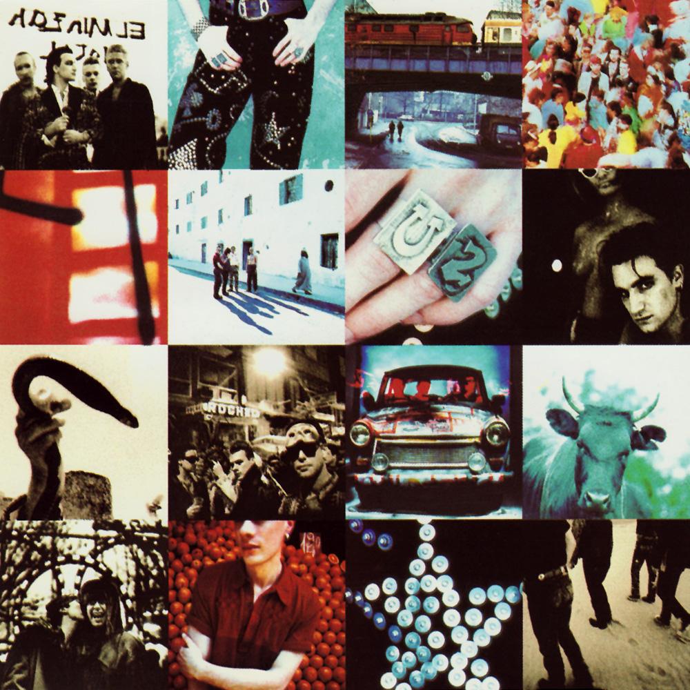 U2 – Achtung Baby (2011 Reissue)