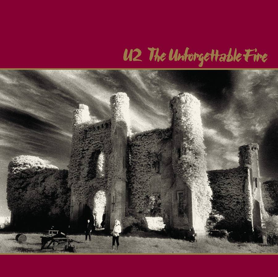 U2 - The Unforgettable Fire (25th anniversary edition)