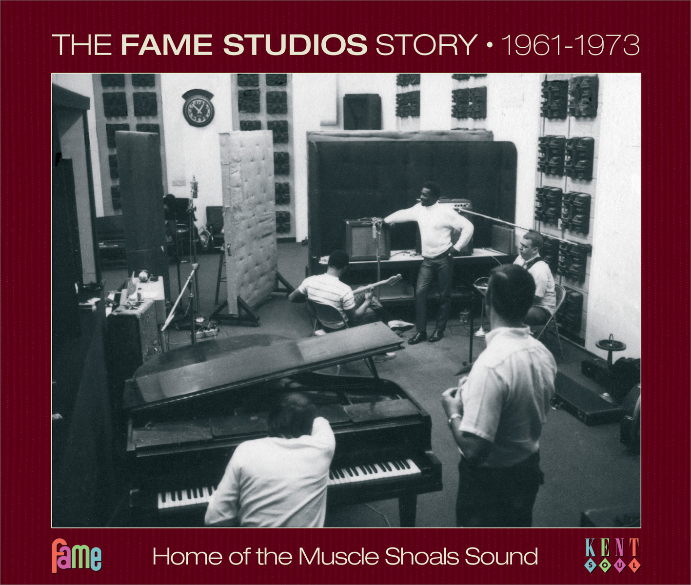 Various Artists – The Fame Studios Story 1961-1973