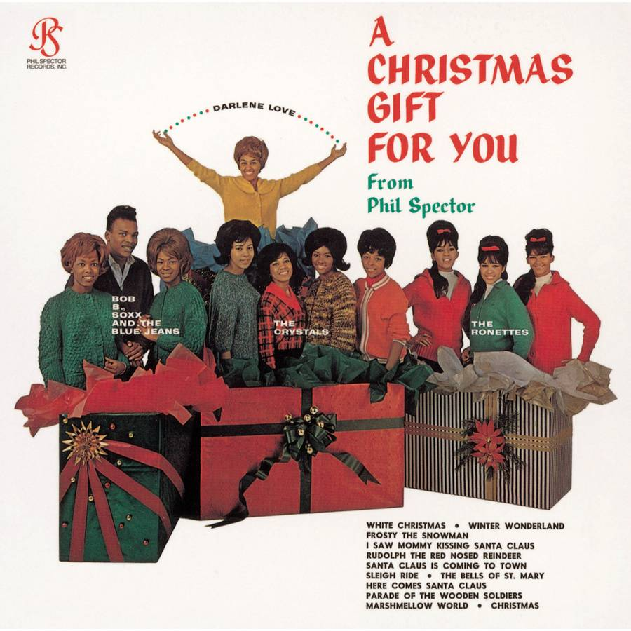 Various Artists - A Christmas Gift For You