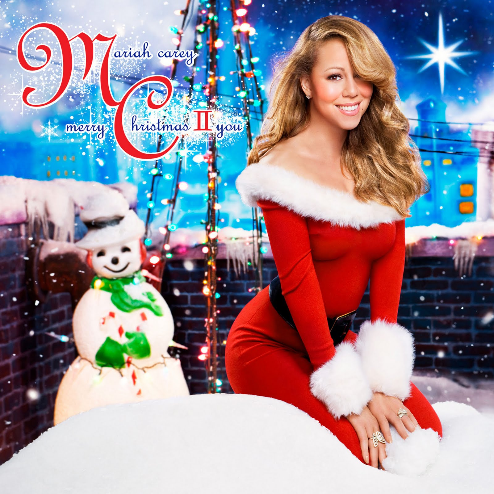 Mariah Carey – Merry Christmas II You