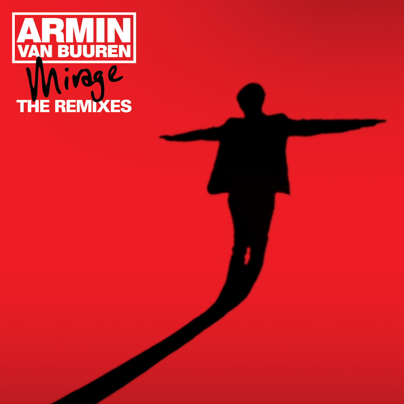 Armin van Buuren – Mirage (The Remixes)