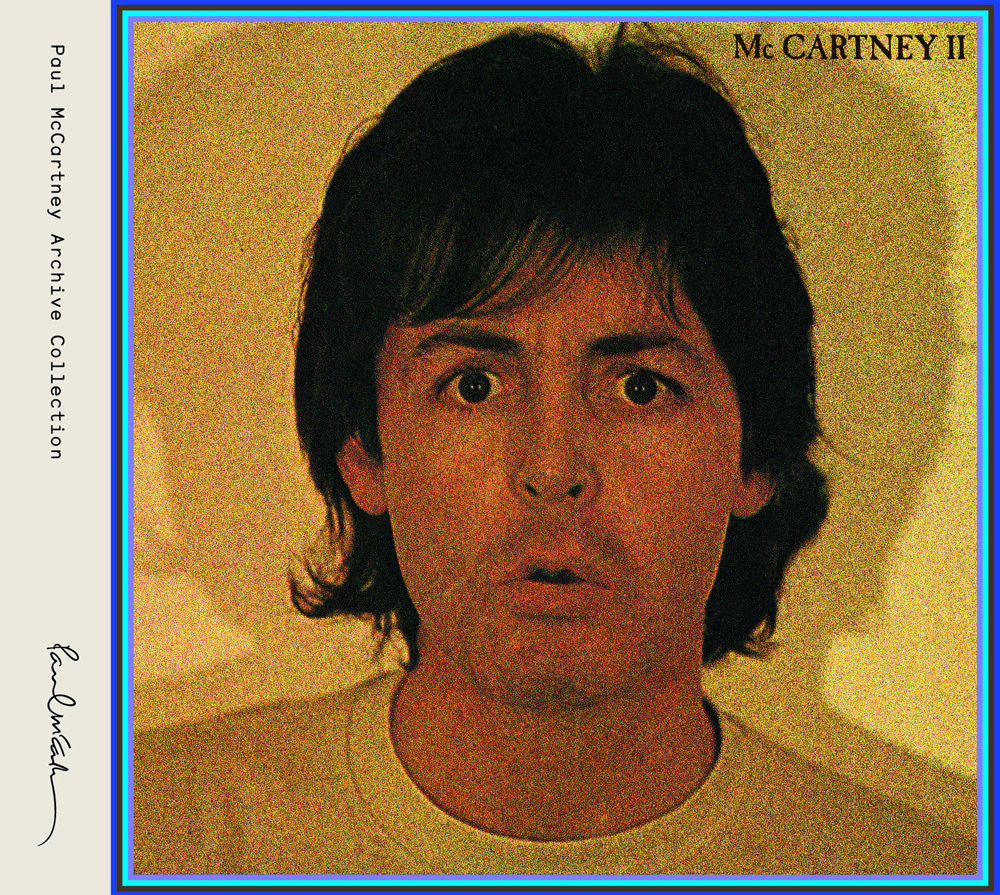 Paul McCartney – McCartney II (2011 Reissue)