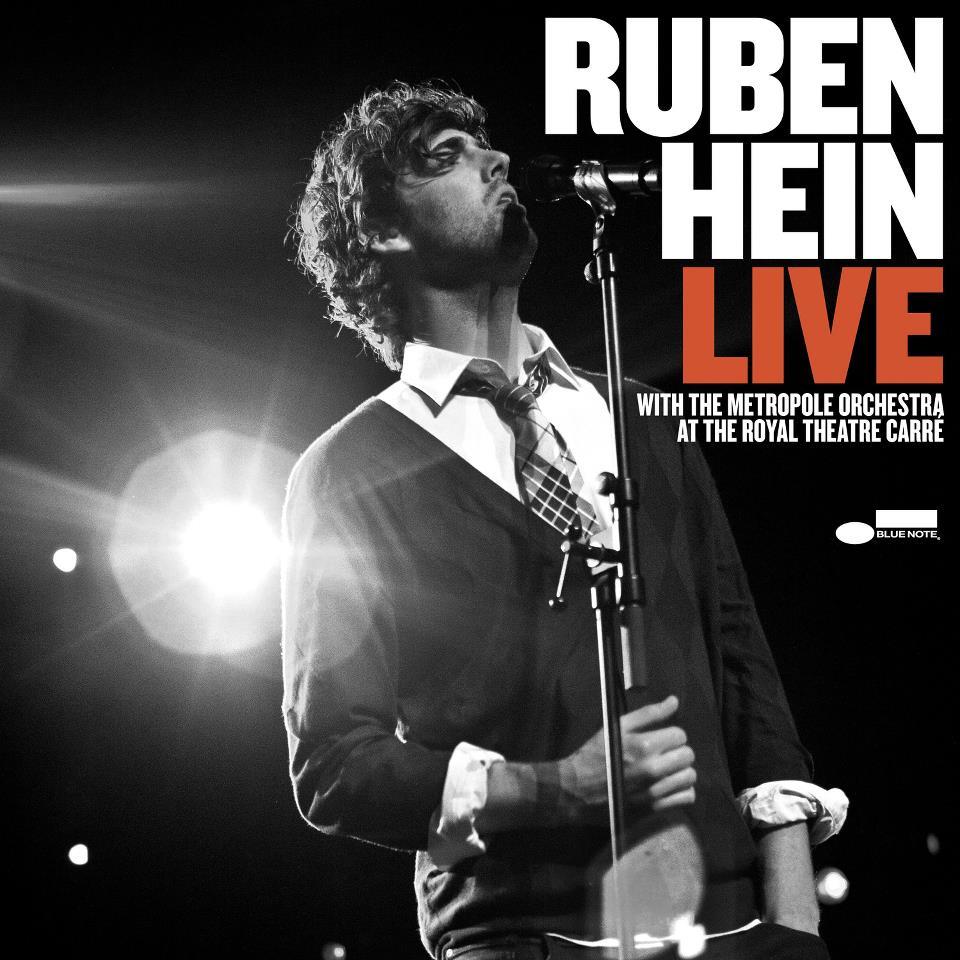 Ruben Hein & Het Metropole Orkest – Live