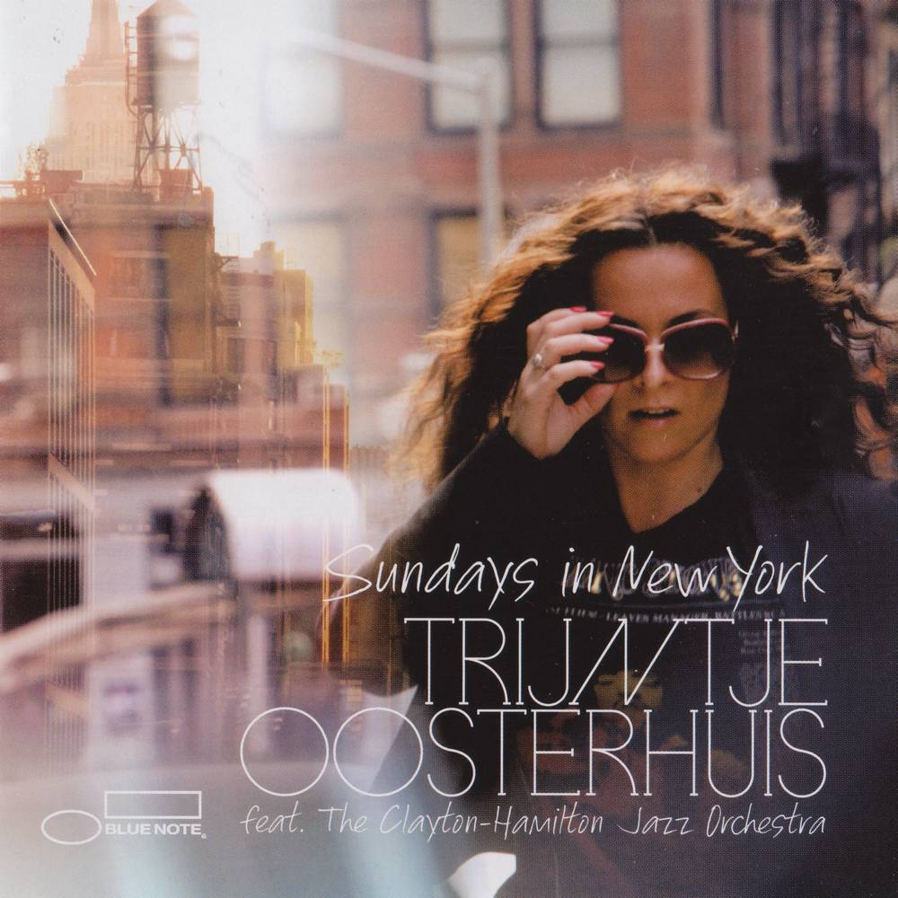 Trijntje Oosterhuis – Sundays In New York
