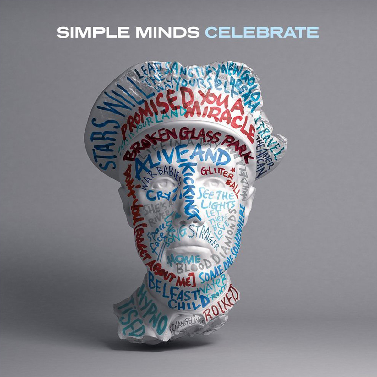 Simple Minds - Celebrate