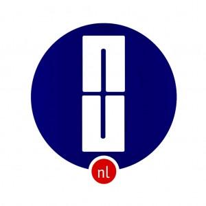 Nieuw logo NU.nl (afbeelding: Pierre Oitmann)