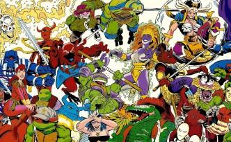 Teenage Mutant Ninja Turtles (afbeelding: Archie Comics)