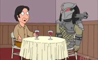 Predator in Family Guy (afbeelding: Fox)
