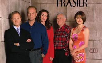Cast van Frasier